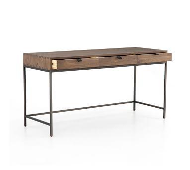 Graham Desk, Black Wash