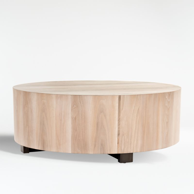 Dillon Ashen Walnut Coffee Table