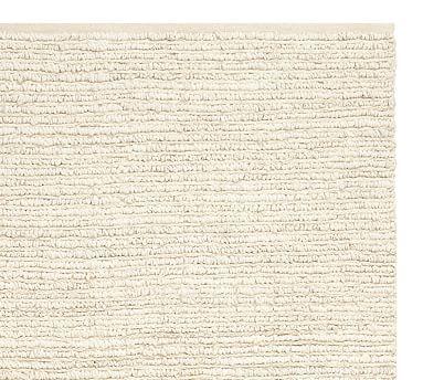 Ryland Hemp Jute Rug, 8' x 10', Ivory
