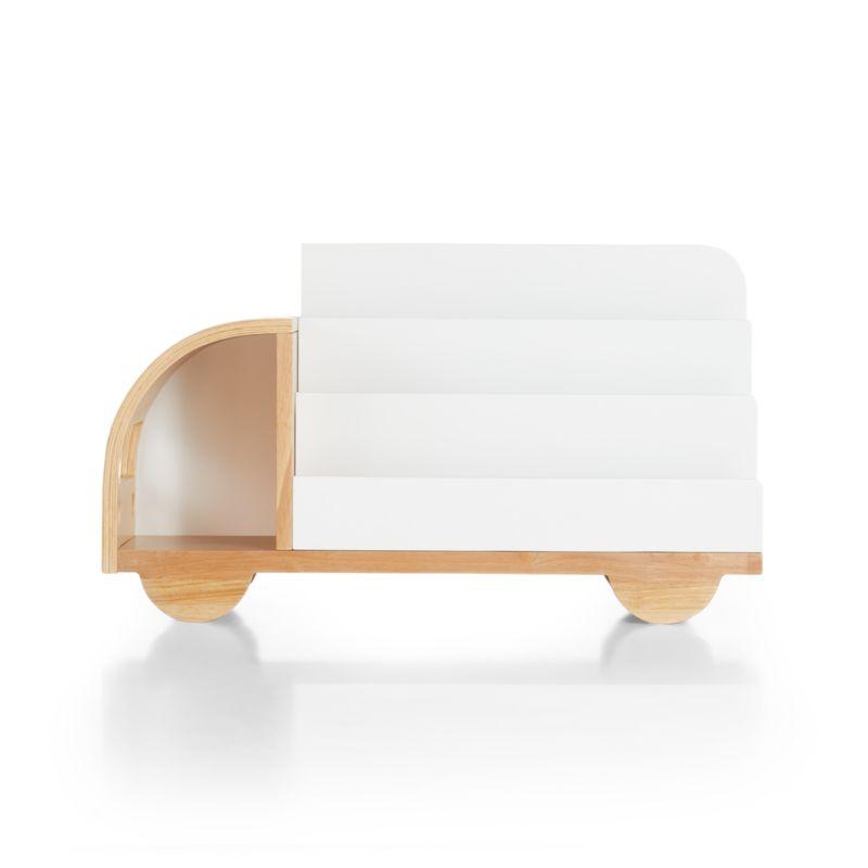 Truck Bookcase