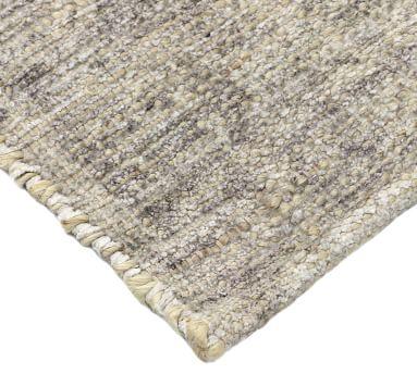 Persyn Handwoven Jute Chenille Rug, 8' x 10', Warm Multi