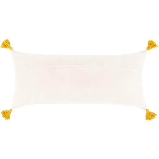 """Amira Lumbar Pillow Cover, 32"""" x 14"""""""