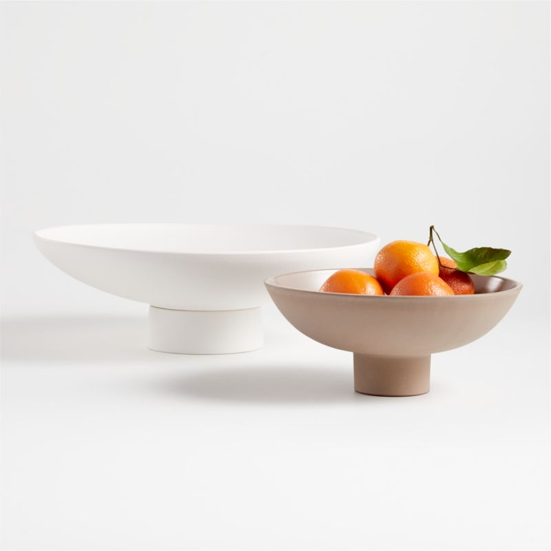 Craft Shop Clay Footed Bowl Restock:September