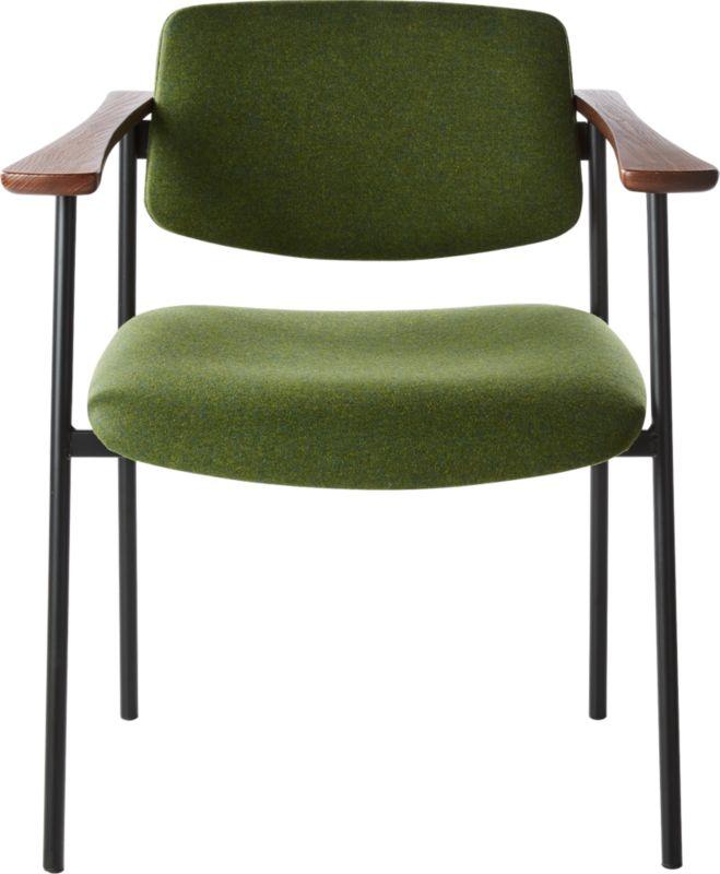 Warren Green Chair