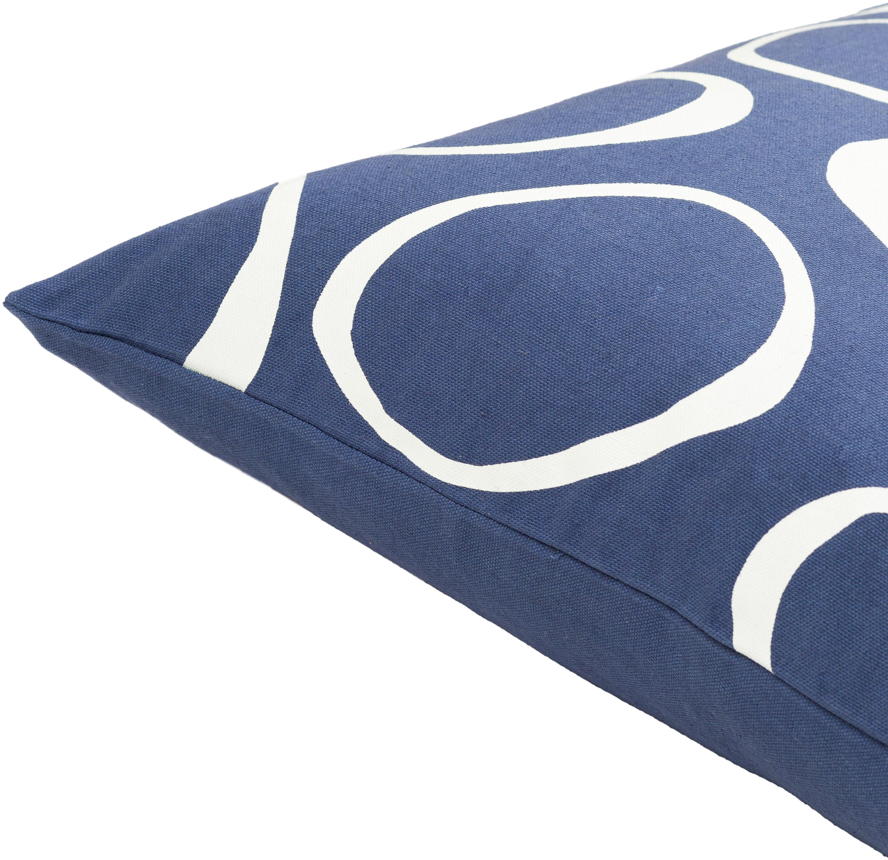 "Lachen - LHN-001 - 13""H x 20""W - pillow cover only"