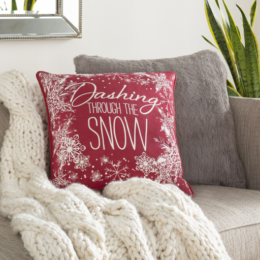 """Holiday - HOLI-7274 - 18"""" x 18"""" - pillow cover only"""