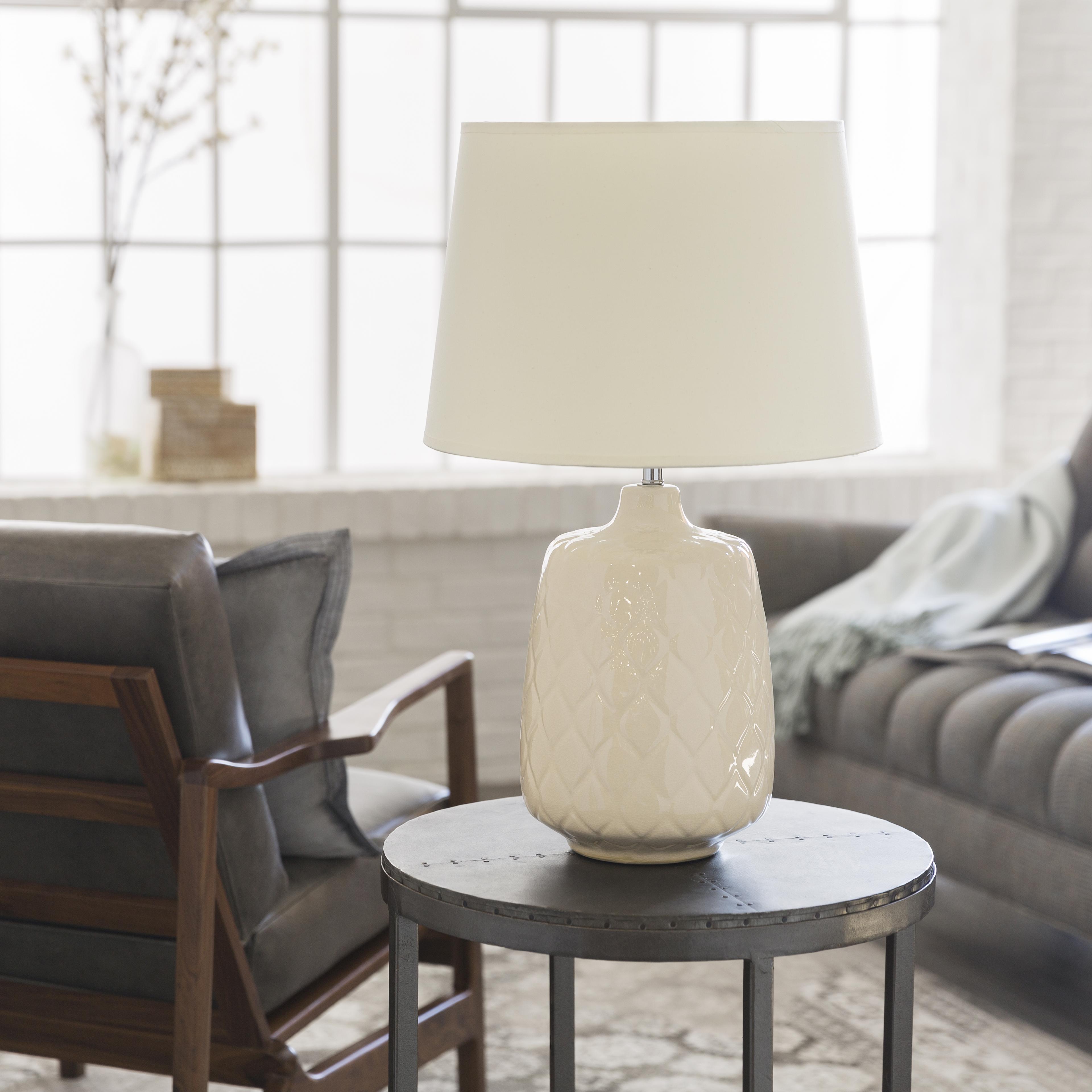 Claiborne 23.5 x 15 x 15 Table Lamp