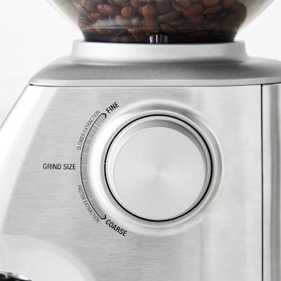 Breville Smart Grinder Pro Conical Burr Grinder, Sea Salt