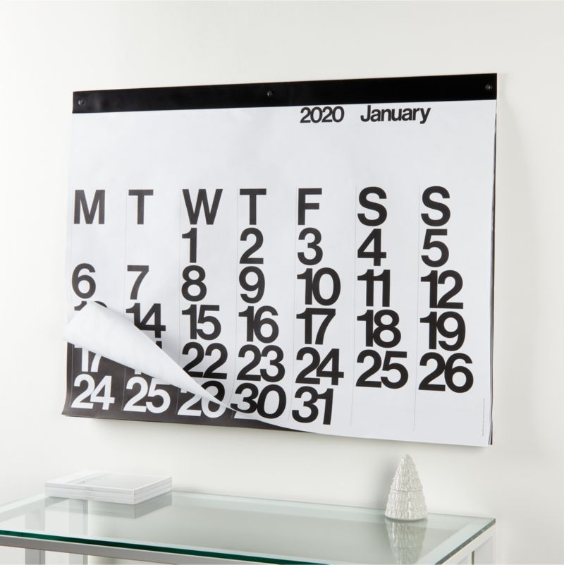 Stendig 2020 Wall Calendar