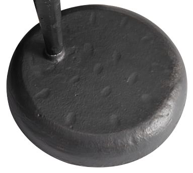 Cyrus Task Table Lamp, Oxidized Bronze