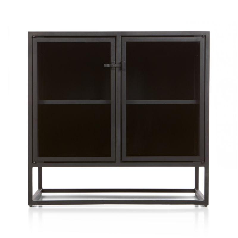 Casement Black Small Sideboard