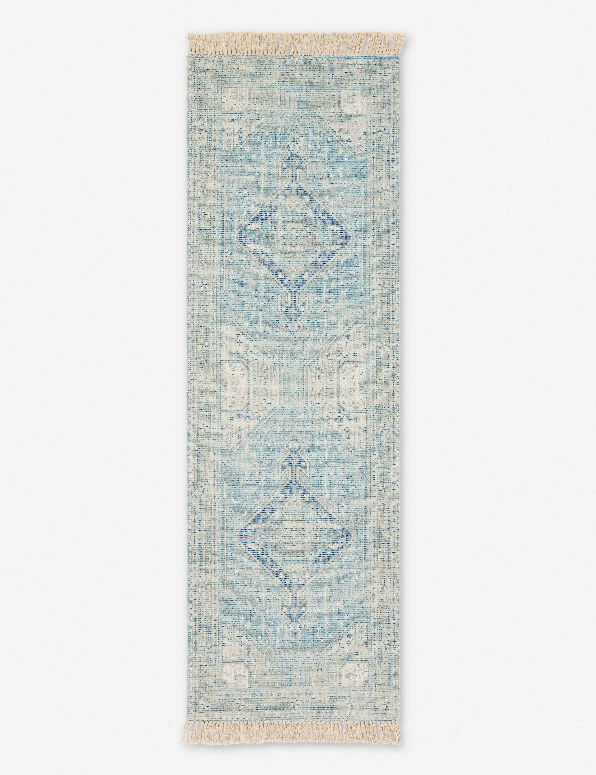 Avelyn Rug, Blue 8' x 10'