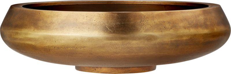 Keating Brass Bowl RESTOCK Mid June 2021