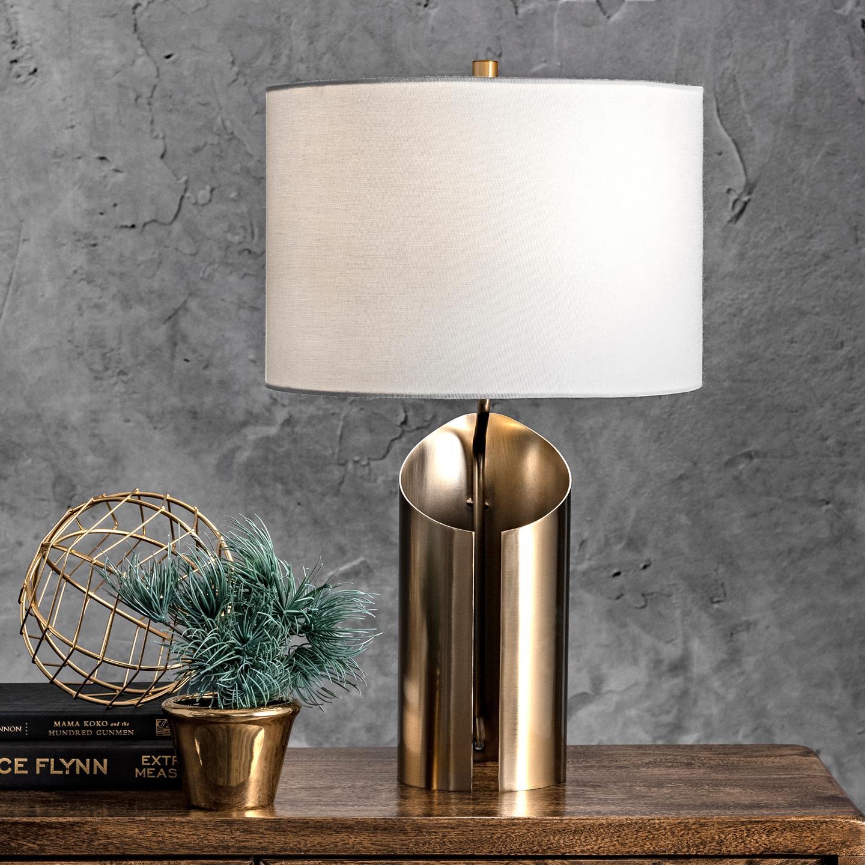 "Tripp 22"" Iron Table Lamp"