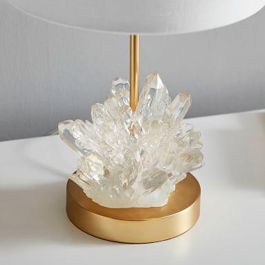 Geode Burst Table Lamp