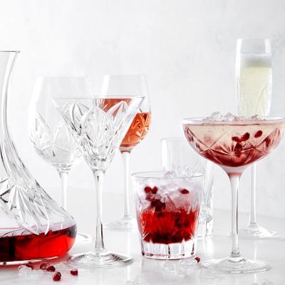 Fiore Coupe Glasses, Set of 2