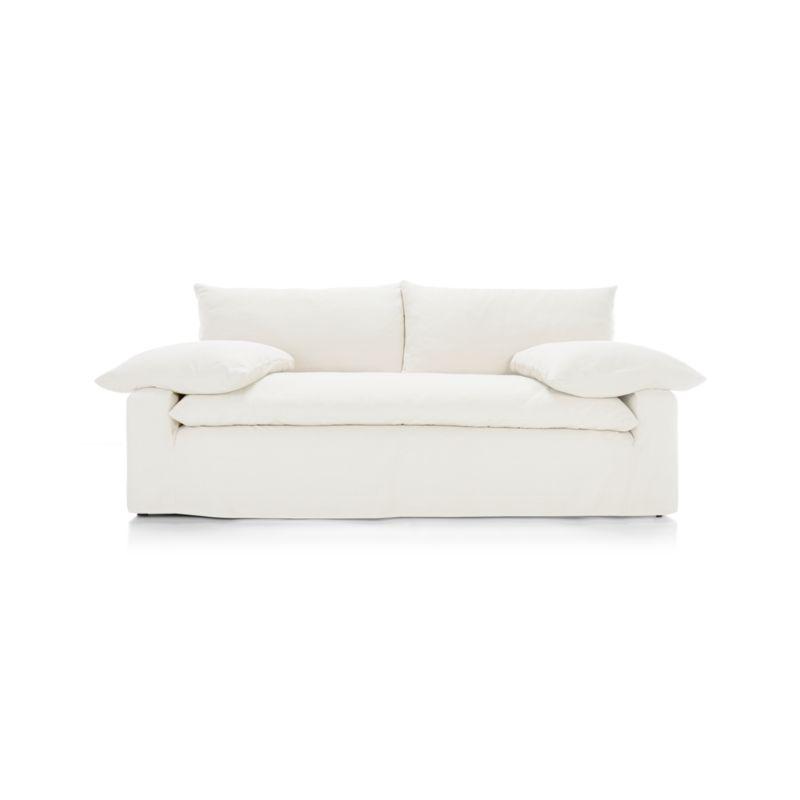 Ever Slipcovered Sofa
