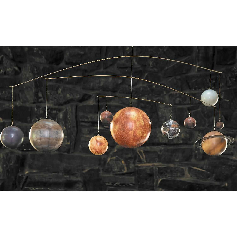 Antony Modern Classic Hanging Solar System Décor