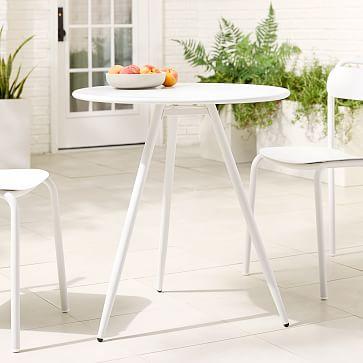 "Outdoor Wren Lush 28"" Bistro Table"