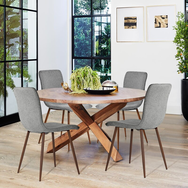 Yarnell Upholstered Dining Chair, Set of 4