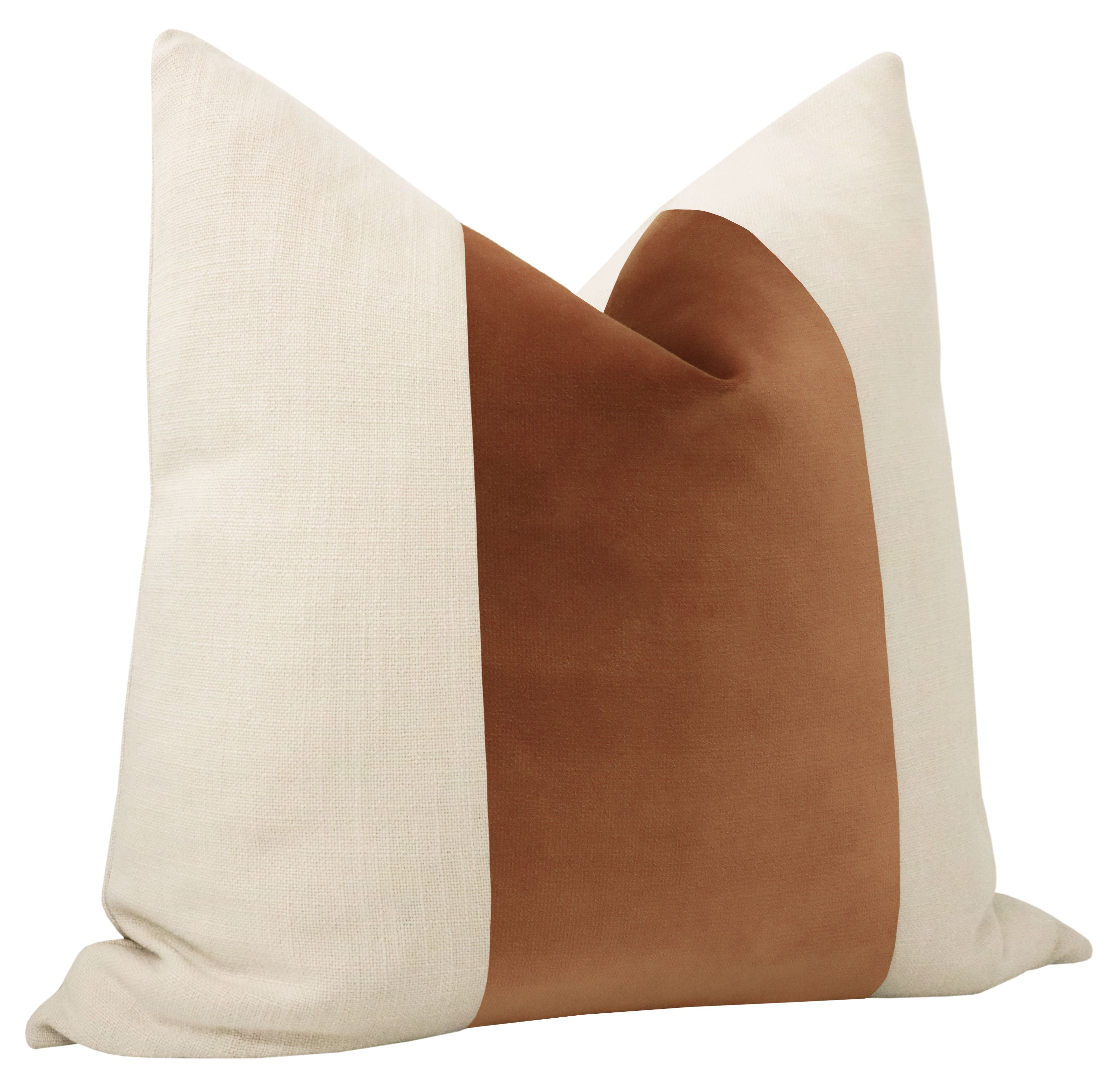 """PANEL :: Sonoma Velvet // Terracotta - 15"""" X 22"""""""