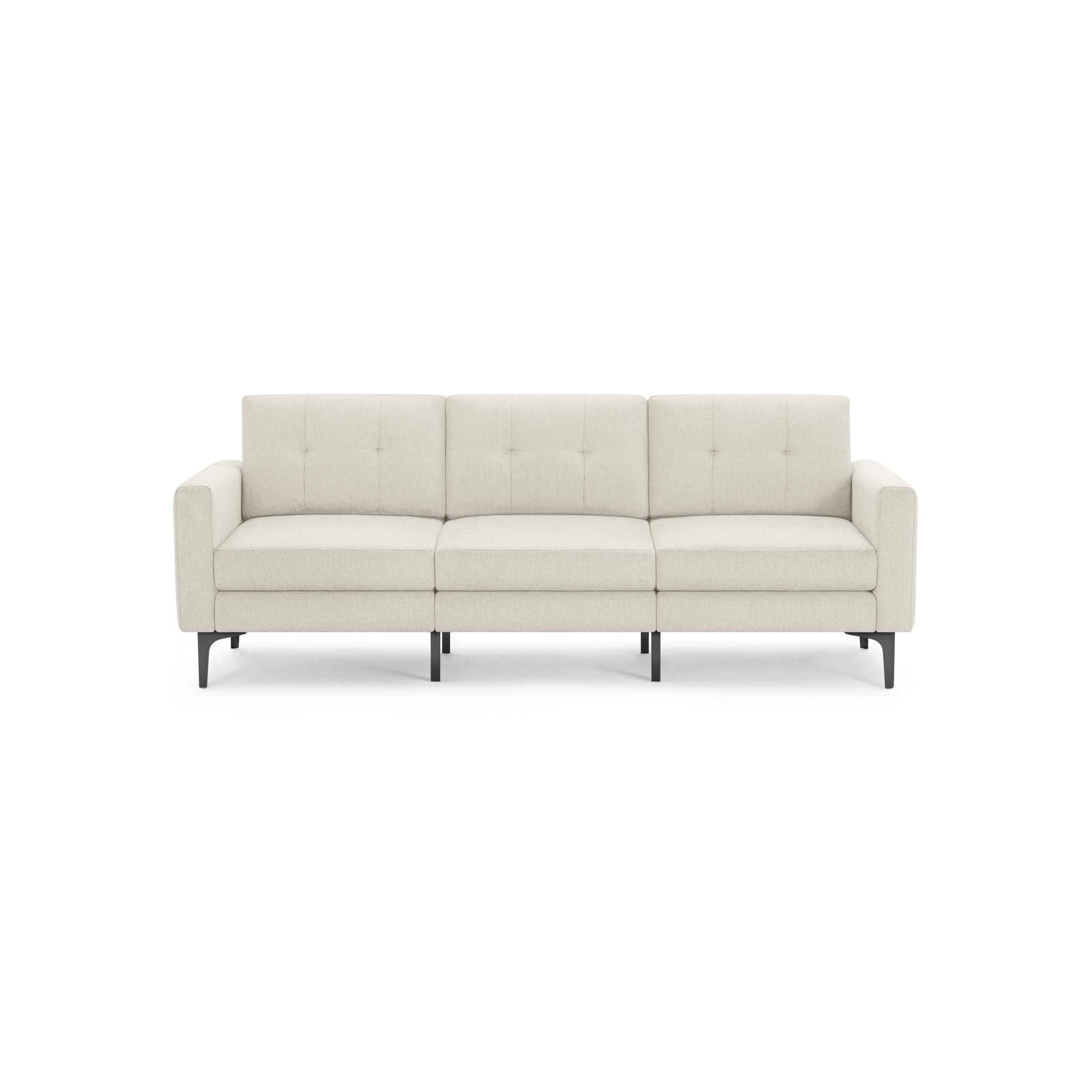 The Block Nomad Sofa in Ivory