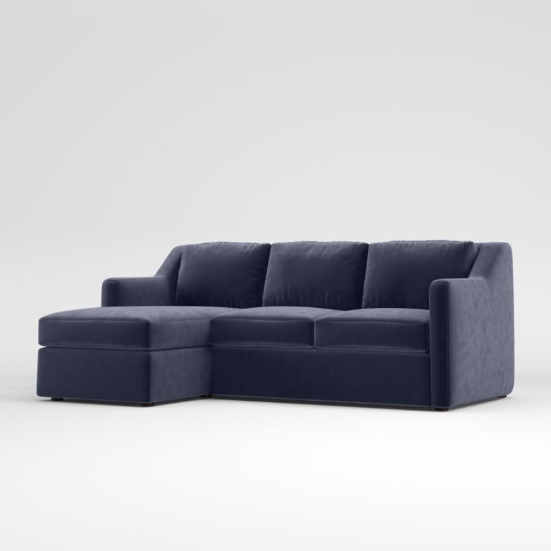 Notch Reversible Lounger Sectional
