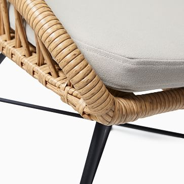 Palma Dining Chair, Set of 2, Rattan Natural