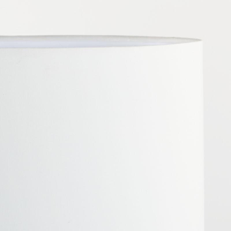 Alina Table Lamp with White Varena Shade