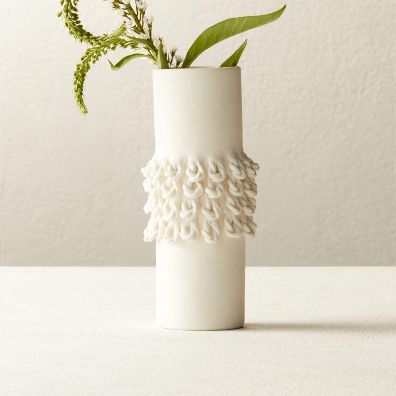 Double Dutch Vase Cb2