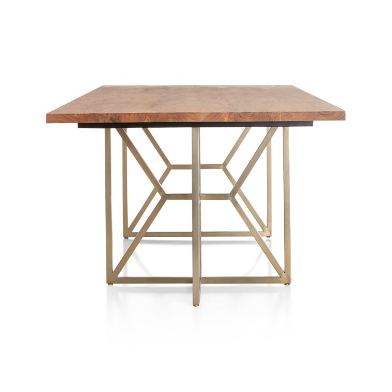 """Hayes 94"""" Rectangular Dining Table"""