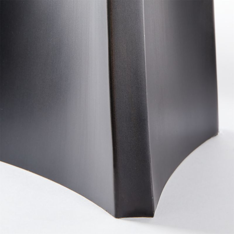 Isla Bronze Triangle Floor Lamp