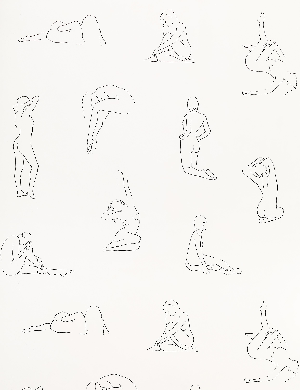 Minimalist Nude Wallpaper