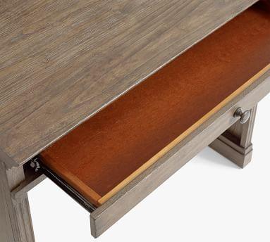 "Livingston 35"" Writing Desk, Gray Wash"