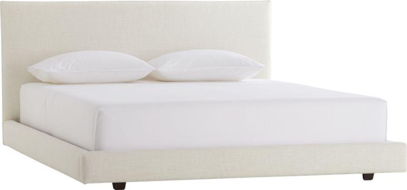 Façade Snow King Bed