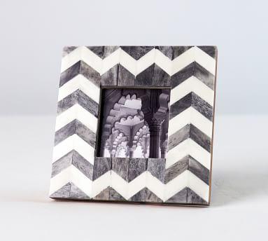 Bodhi Bone Picture Frame - Gray