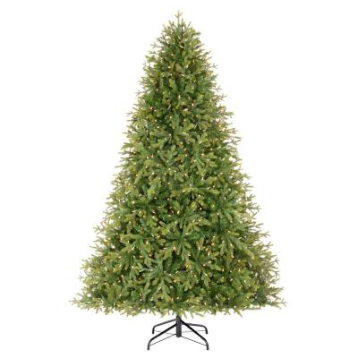 Home Accents Holiday 7.5 ft Windsor Frasier Fir LED Pre-Lit Artificial Christmas Tree with 1000 Color Changing Lights