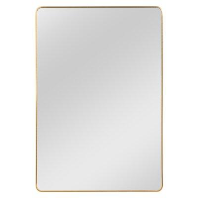 Chaz Modern Contemporary Beveled, Chaz Modern Contemporary Beveled Bathroom Vanity Mirror