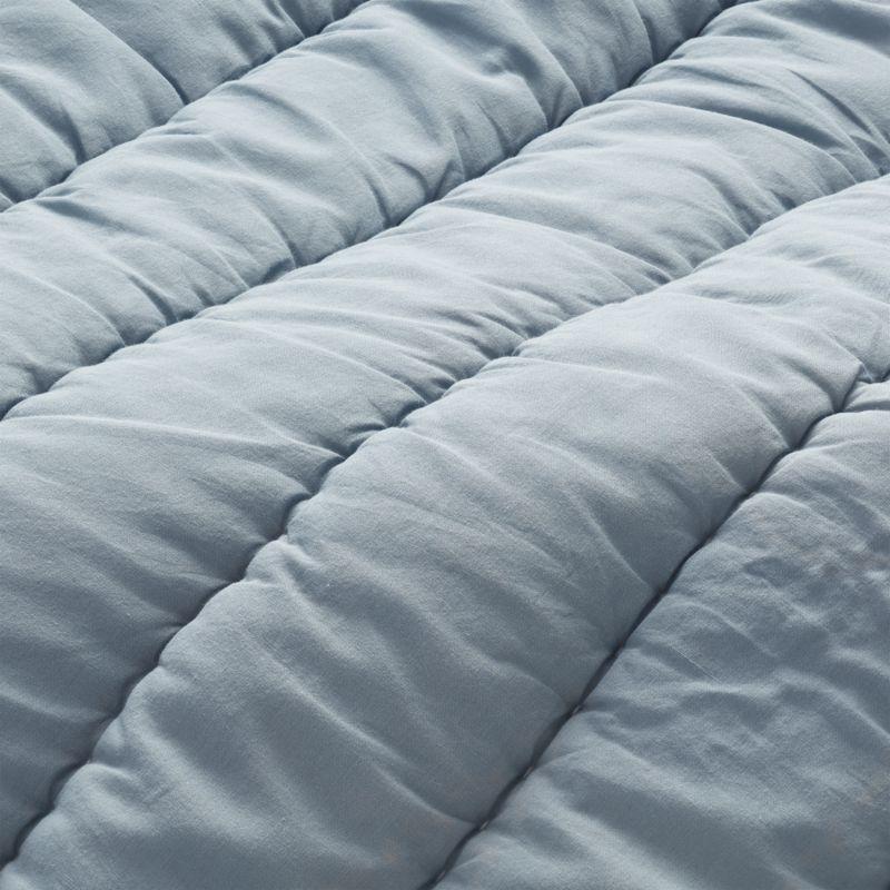 Olney Blue King Quilt