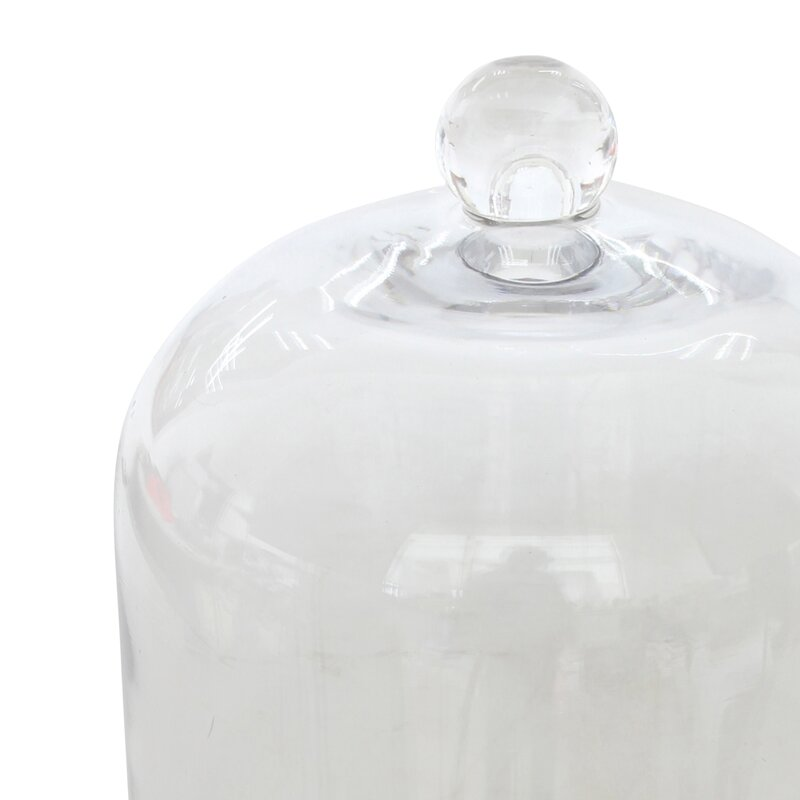 Donna Glass Dome Cloche