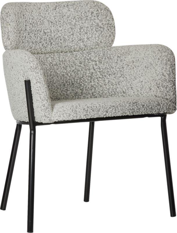 Azalea Boucle Chair