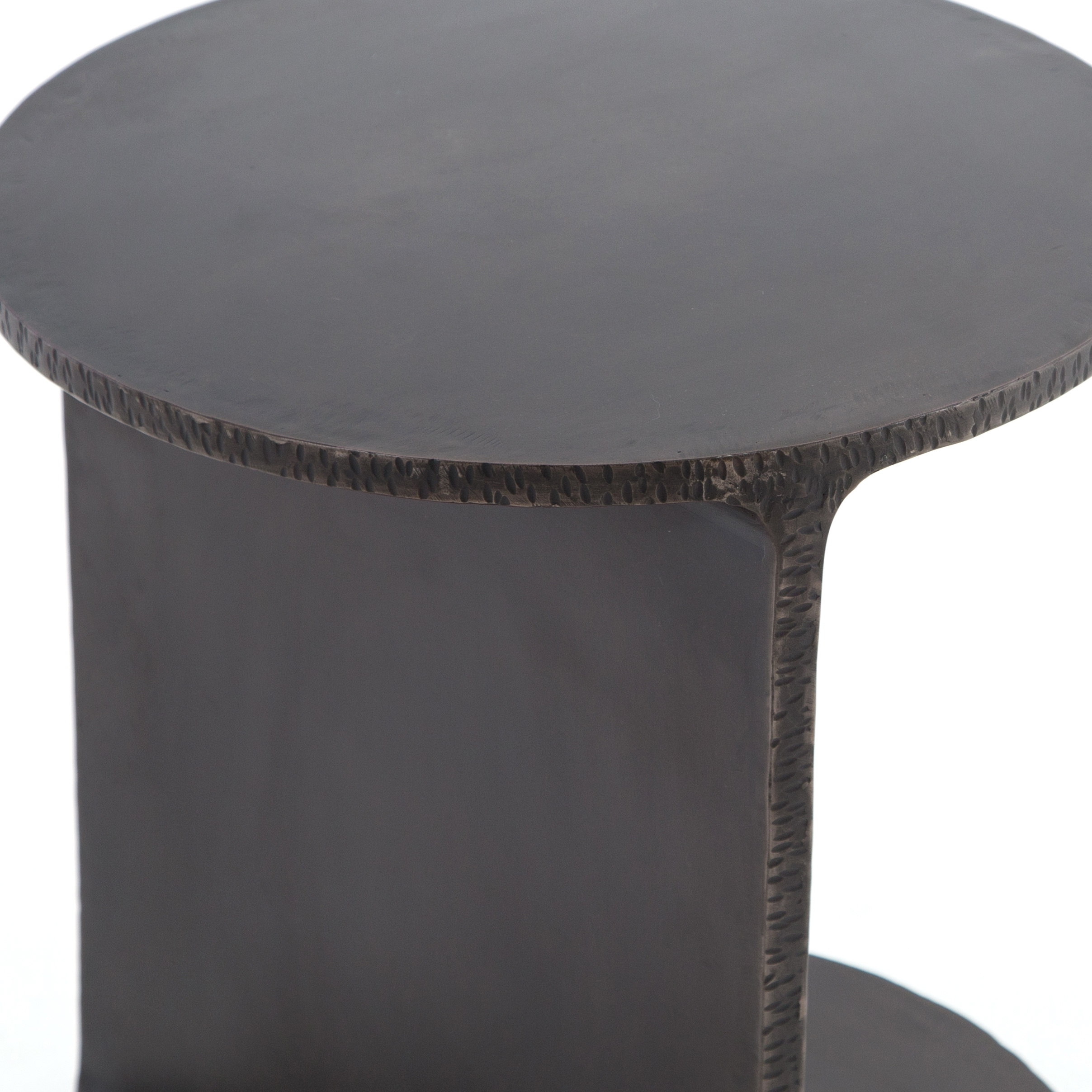 Illy Side Table, Black