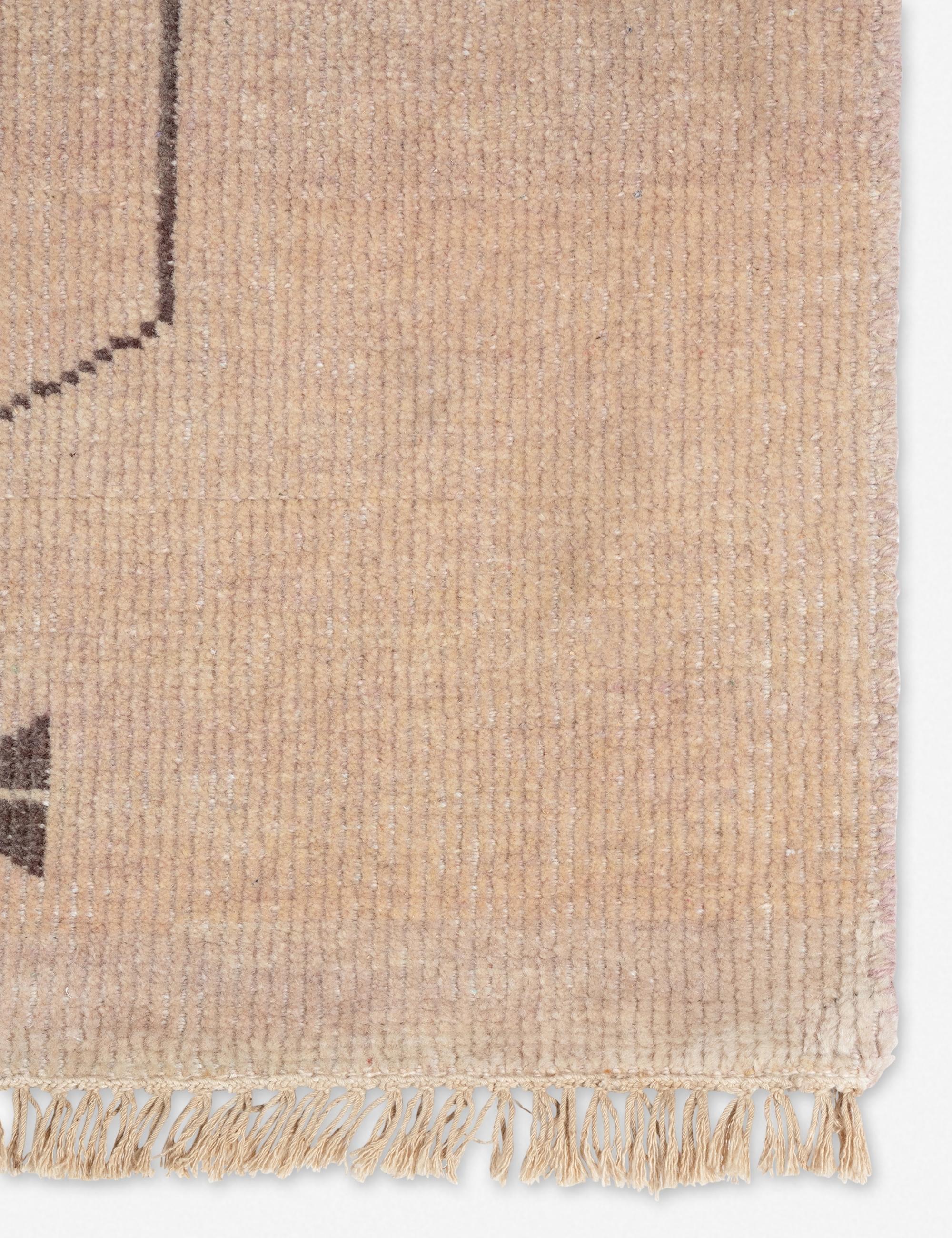 "Lemieux Et Cie by Momeni Paffa Rug 3'6"" x 5'6"""