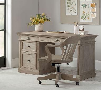 Livingston Writing Desk, Montauk White