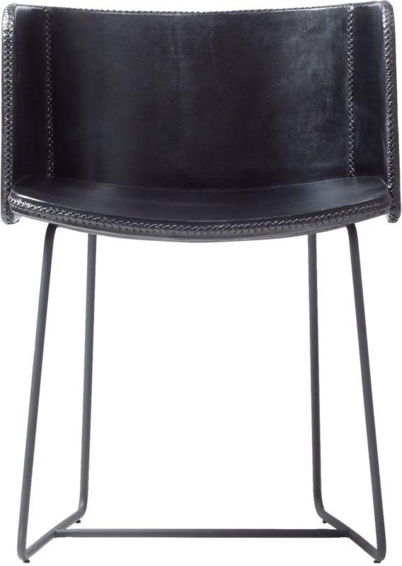 Yukon Dining Chair Black