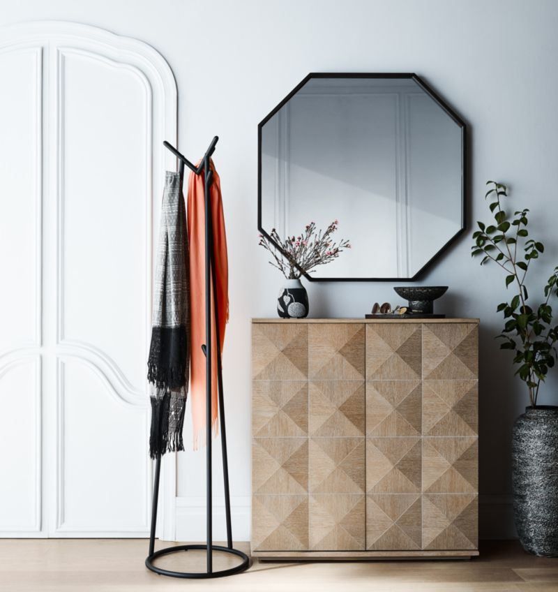 Outline Entryway Cabinet