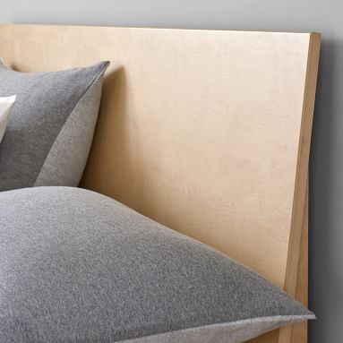 Quinn Bed, Full, Natural, UPS Delivery