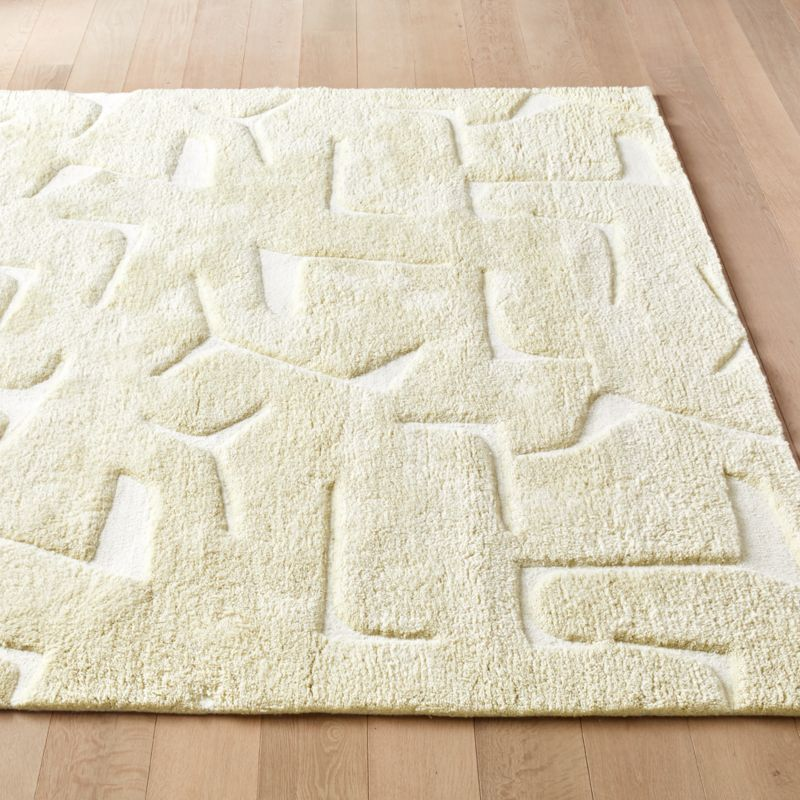 Sway Natural Tufted Rug 8'x10'