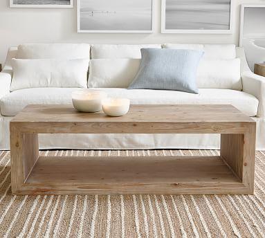 Folsom Coffee Table, Charcoal