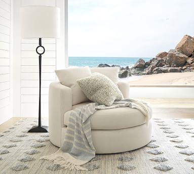 Jora Flatweave Rug, 8' x 10', Gray Multi